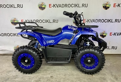 Квадроцикл электро ATV MOWGLY Mini-E-HARDY